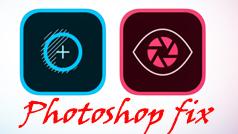 Cách dùng Photoshop Fix chỉnh sửa ảnh trên điện thoại