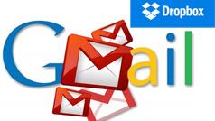 Cách tích hợp Dropbox vào Gmail để gửi file đính kèm dung lượng lớn