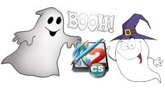 Làm ảnh hồn ma Halloween bằng Photoshop CS2