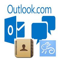 Cách dùng iTools lưu danh bạ iPhone vào Outlook