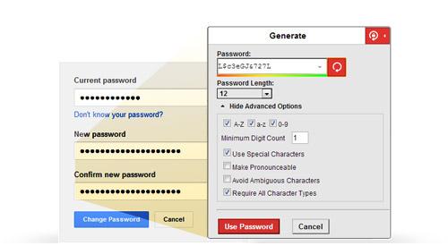 Quản lý mật khẩu trên LastPass