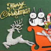 Tạo thiệp Giáng sinh cực đẹp bằng Photo Card Maker