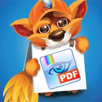 Đổi cách đọc file PDF trên Firefox