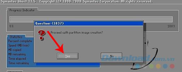 Cách ghost Windows XP không cần đĩa