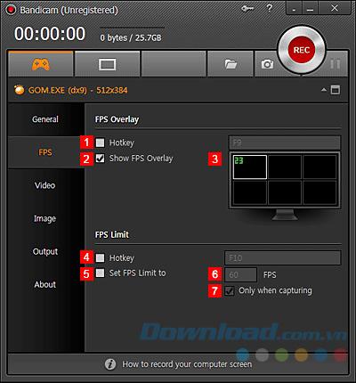 phần mềm quay màn hình full hd