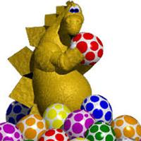 Cách cài game bắn trứng khủng long Dynomite
