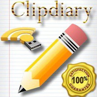 [Miễn phí] Bản quyền phần mềm Clipdiary