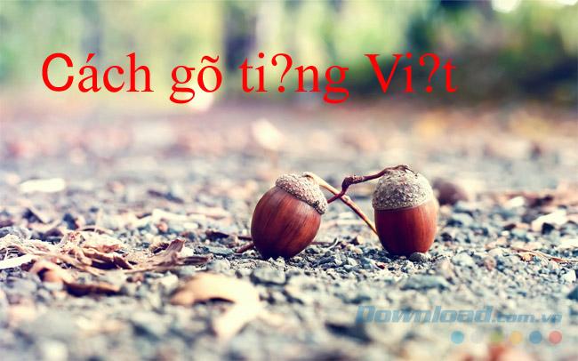 Gõ tiếng Việt trong Photoshop