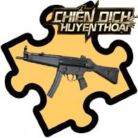 Cách ghép súng trong game Chiến Dịch Huyền Thoại