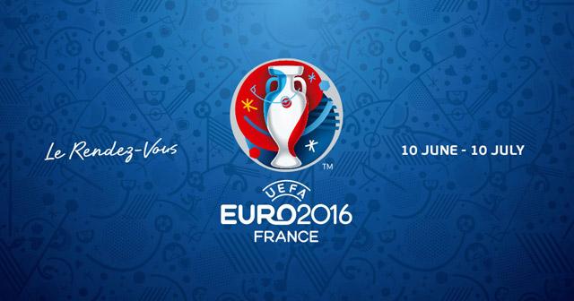 Thời gian thi đấu EURO 2016