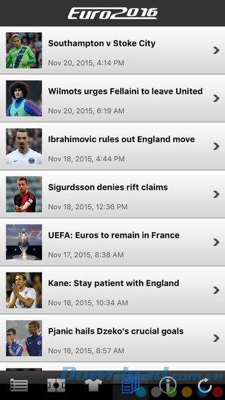 Tin tức bóng đá