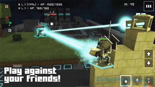 Minecraft BlockFortress