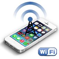 Cách phát WiFi bằng điện thoại iPhone, iPad