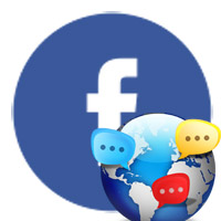 Viết status Facebook bằng nhiều ngôn ngữ
