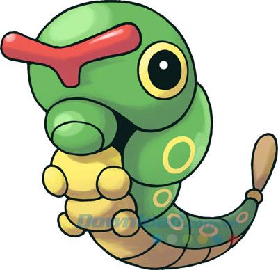 Pokemon hệ bọ