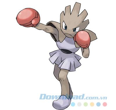 Pokemon hệ giác đấu