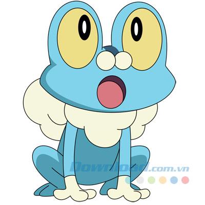 Pokemon hệ nước
