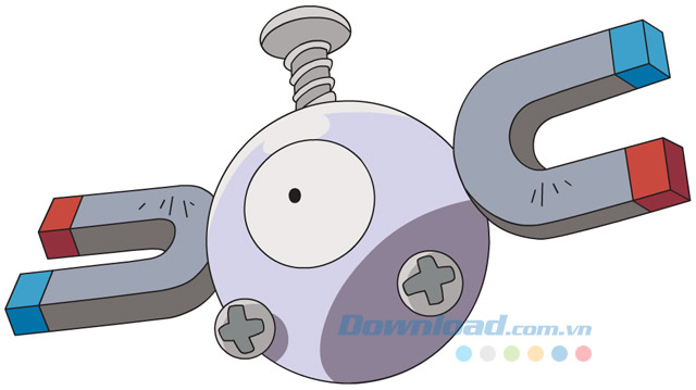Pokemon hệ thép