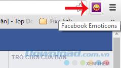 Bật hoặc tắt biểu tượng Yahoo