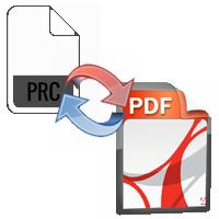 Cách đổi file PRC sang PDF, convert PDF to PRC