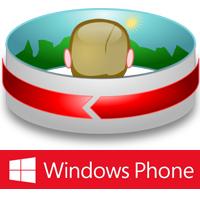 Windows Phone đã chụp được Panorama