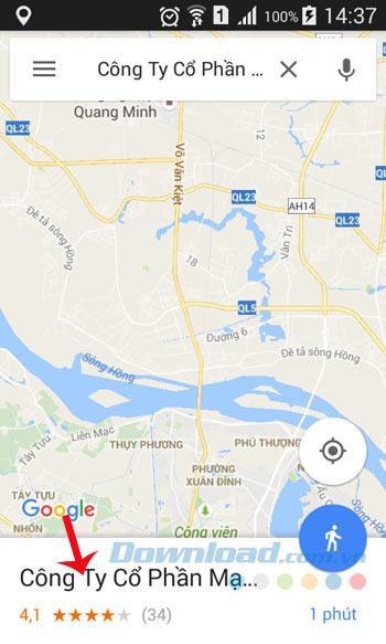 Tìm địa điểm