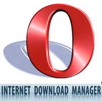 Cách tải dữ liệu trên Opera bằng Internet Download Manager (IDM)