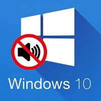 Cách khắc phục sự cố âm thanh trên Windows 10