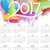 Cách tạo bộ lịch 2017 theo phong cách cá nhân