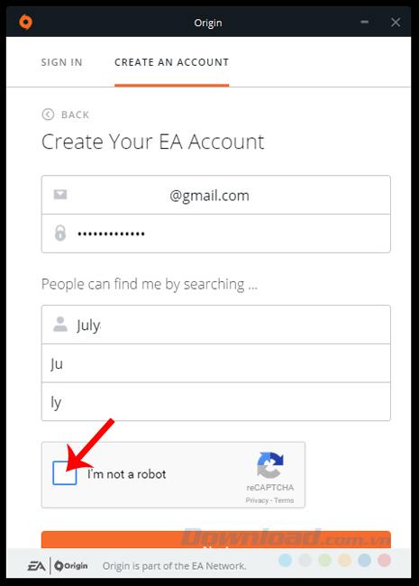 Xác nhận đăng ký