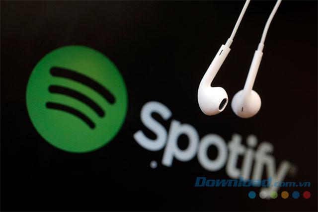 Dịch vụ nghe nhạc online Spotify