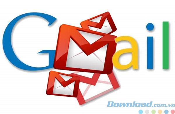 Trình quản lý thư điện tử Gmail