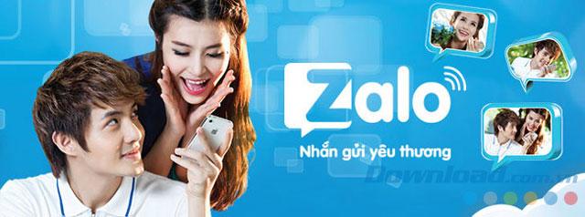 Ứng dụng chat, gọi video Zalo