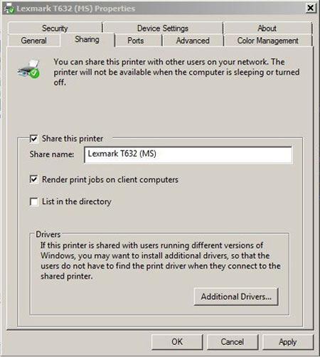 Lỗi máy in