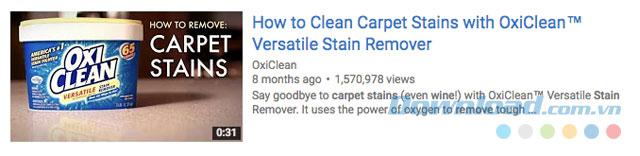 Tận dụng sức mạnh của thumbnail