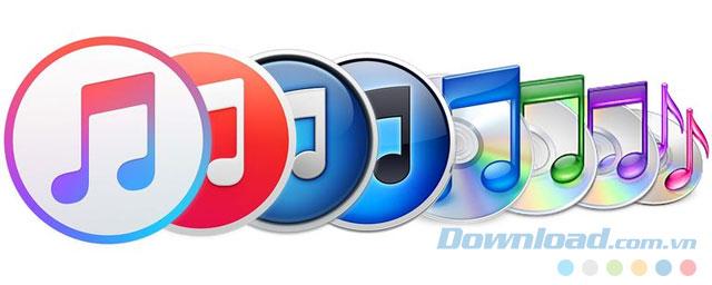 Sử dụng nhiều iTunes Library