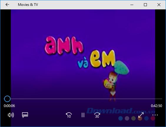 Video sau khi chuyển đổi