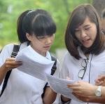 Đề thi vào lớp 10 môn Toán tỉnh Bắc Giang năm học 2017 - 2018 (Có đáp án)