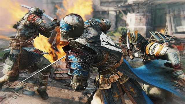 Game For Honor miễn phí