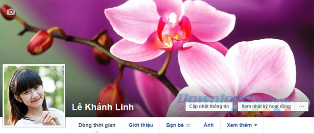 Ảnh bìa Facebook