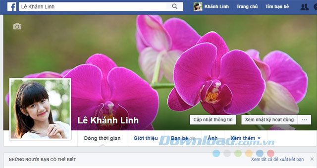 Ảnh đại diện Facebook