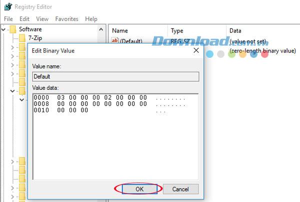 Sửa nội dung file