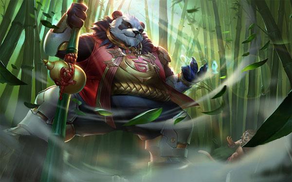 Zuka - Đại Sư Gấu Mèo