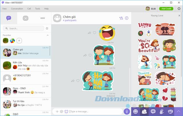 Chat nhóm