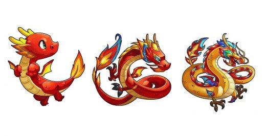 Jinlong mang hệ lửa