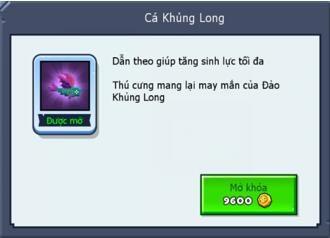 Cá Khủng Long