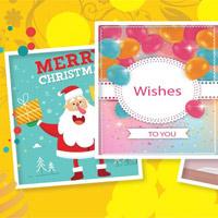 Cách cài đặt Photo Card Maker để tạo thiệp chúc mừng