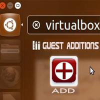 Cách thêm Guest Additions trong máy ảo VirtualBox