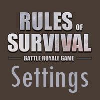 Cách chỉnh Rules Of Survival để chơi mượt nhất