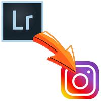 Cách xuất ảnh trực tiếp từ Lightroom sang Instagram